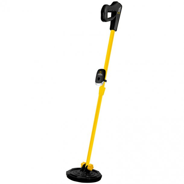 National Geographic Junior metaldetektor m/LED